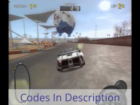 Need for speed pro street cheat codes ps2 youtube.