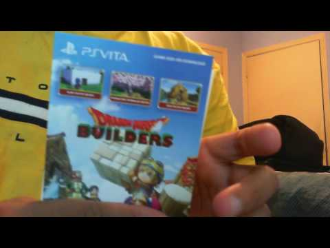 Dragon Quest Builders Play-Asia Asian English Import Unwrapping