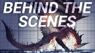 New Monster Hunter Size Comparison | Making Of