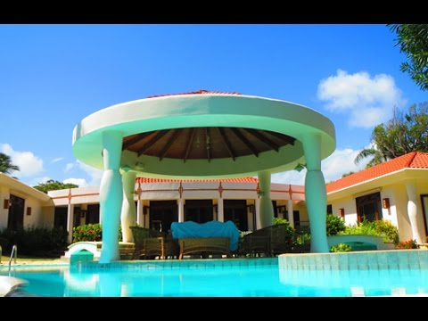 Magnificent Oceanfront Villa In Superb Location   Luxury Caribbean Homes