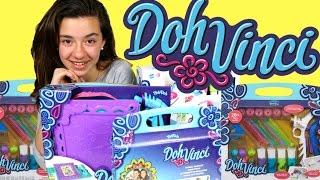 Repeat youtube video Juguete Dohvinci : unboxing y sorteos