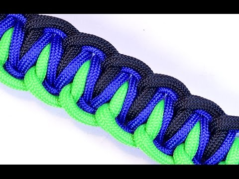 Another Outstanding Paracord Bracelet Brought to You by BoredParacord