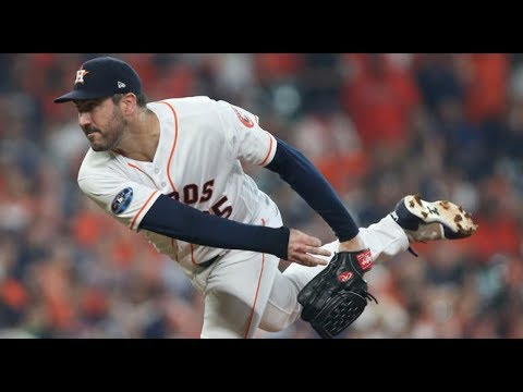 Justin Verlander | 2018 Highlights ᴴᴰ