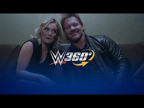 Chris Jericho relives his WrestleMania history: WWE 360° Virtual Interviews