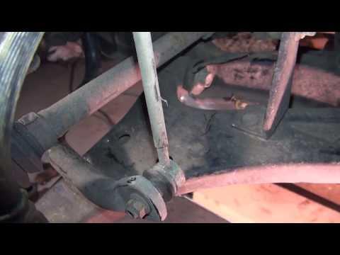 Снятие рулевой рейки C Suzuki Grand Vitara New 201