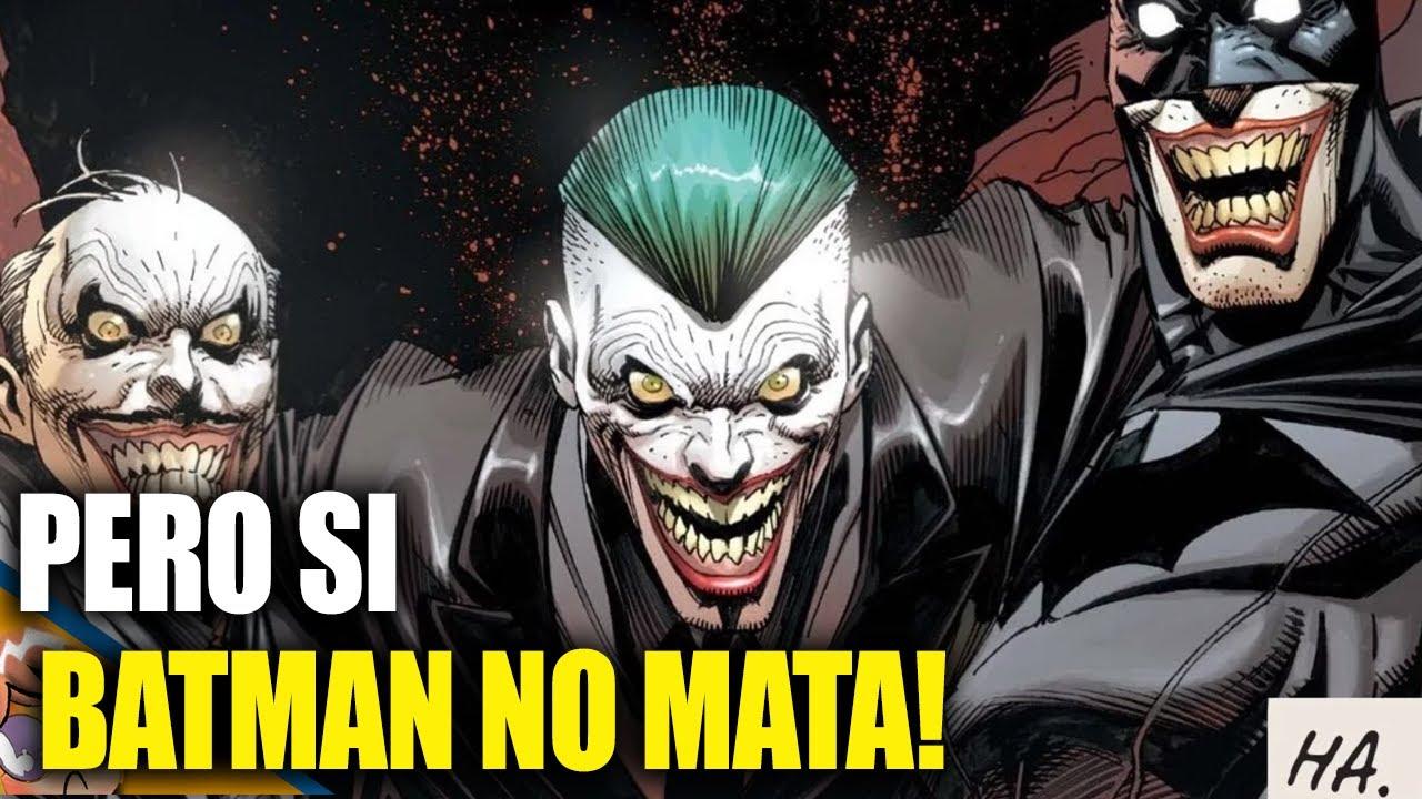 der joker batman