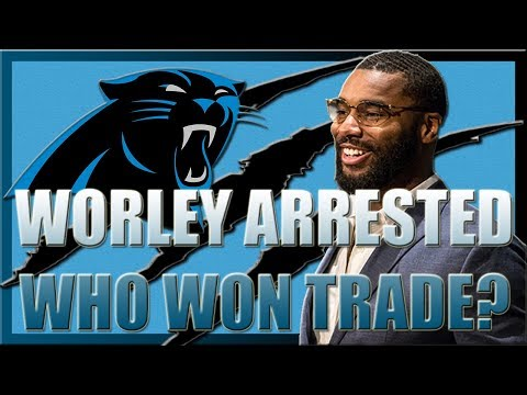 DARYL WORLEY ARRESTED IN PHILLY! WHO WON THE SMITH/WORLEY TRADE?