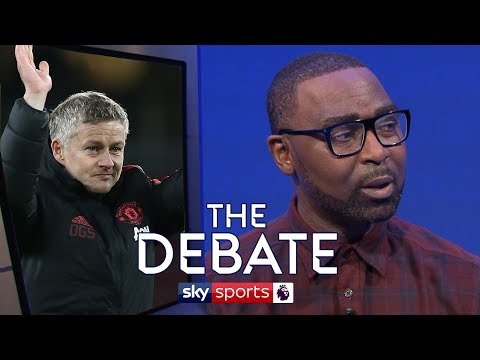 Do Man Utd fans want Ole Gunnar Solskjaer full time? | Andrew Cole & Ray Parlour | The Debate |