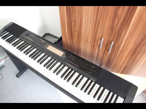 Arpeggios , Mozart and More - (Casio CDP 230 R)