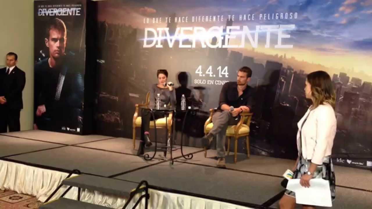 Divergente Videochat 40 De Los 40 Principales Youtube