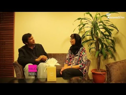 EXCLUSIVE INTERVIEW WITH SALMA CHAUDHRY (THE COSMETICS COMPANY, UK) - Halal Cosmetics 2016