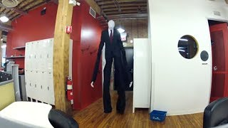 Slender Man - Halloween 2013