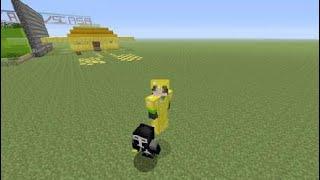 Minecraft-casa vs casa -casa de oro vs casa de slime