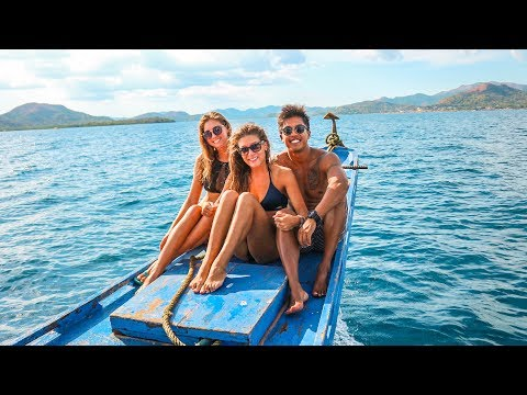 155 | CORON ISLAND  ISLAND HOPPING!! MUST DO IN PALAWAN!!!! (Southeast Asia Travel VLOG)