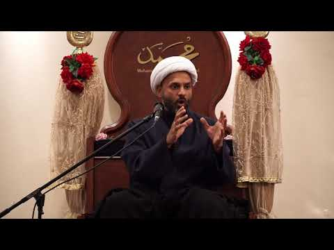 6 - Imam Ali (a) and Engaging with the Qur'an – Shaykh Mohamed Ali Ismail