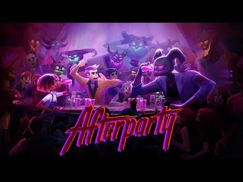 Afterparty - объявлена дата выхода