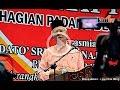 Najib: Melayu 'terbangsat' jika Umno hilang kuasa
