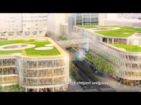 Beaugrenelle shopping Center by Bouygues Bâtiment Ile de France