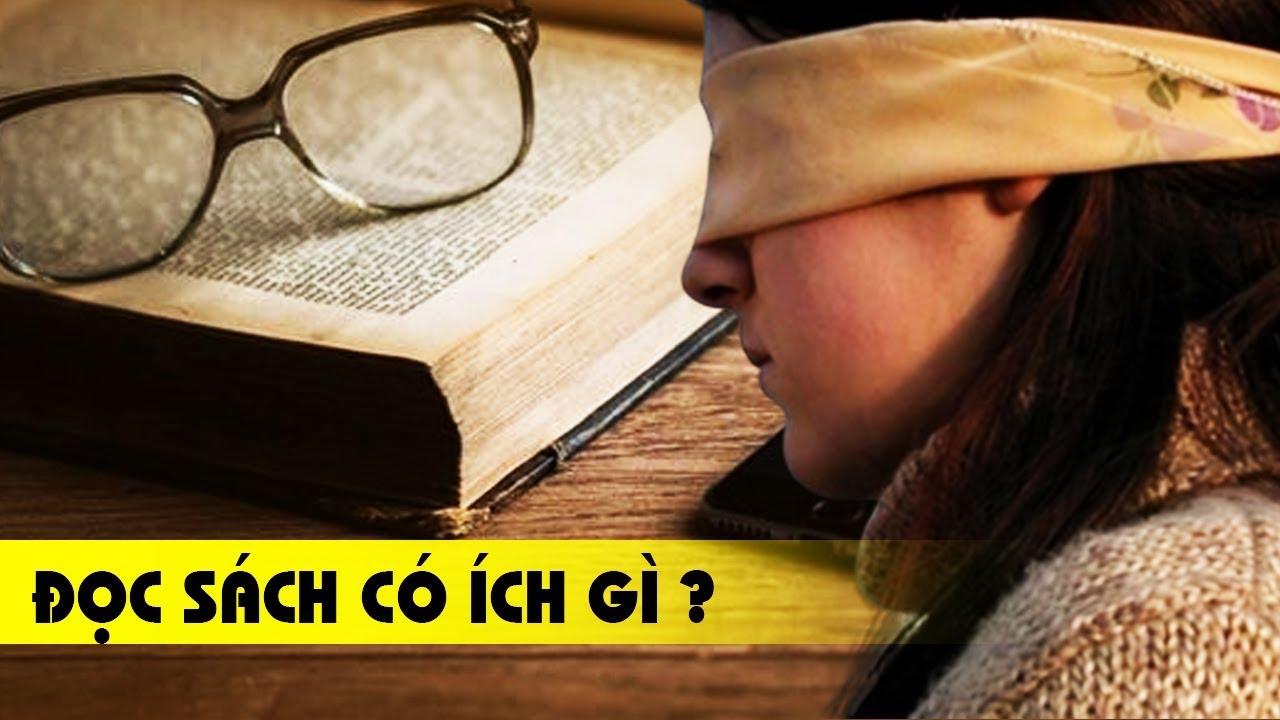 """Đọc Sách Bị Gán Mác """"Làm Màu"""" – Đọc Sách Có Tác Dụng Gì? Có Nên Đọc Sách?"""