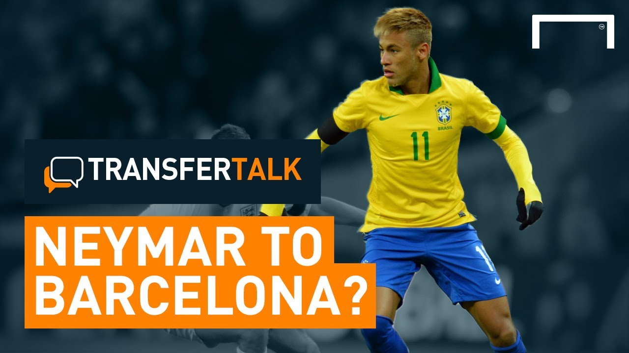 Arsenal to buy & Neymar to Barcelona? | Transfer Talk #6 feat. HESKEY