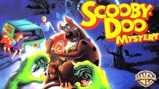 SCOOBY-DOO MYSTERY! (Super Nintendo 1995)