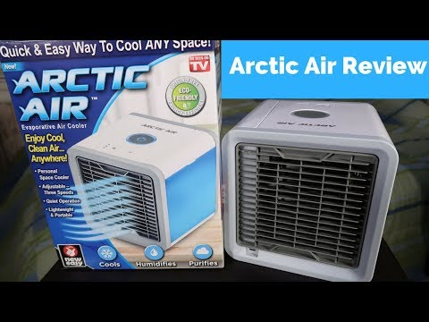 Arctic Air Review : As Seen on TV - Does it work?