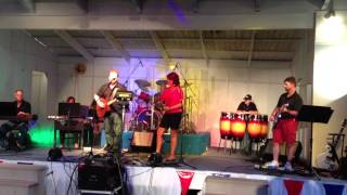 Offering Plays At Putnam County Fair July 2013