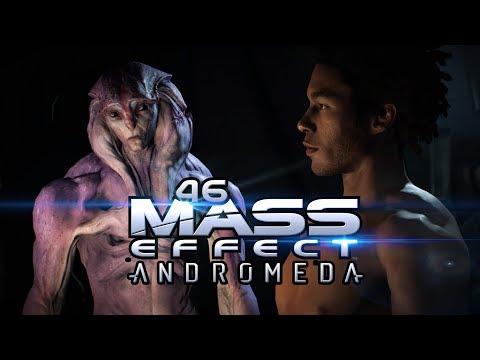 MASS EFFECT ANDROMEDA - Nackte Verhandlungen ☠ Let's Play Part 46 (Deutsch, German, Gameplay)