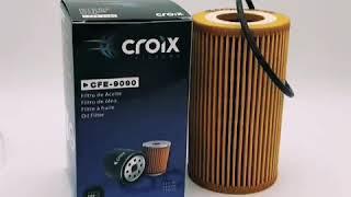 Filtro de aceite Croix CFE 9090 Automóviles y Vehículos