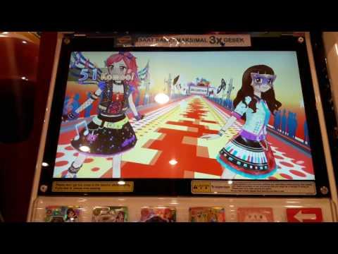 Aikatsu! Season 2 seri 1 gameplay: kira power