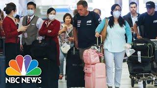 Los Angeles County Officials Make Coronavirus Announcement | NBC News (Live Stream Recording)