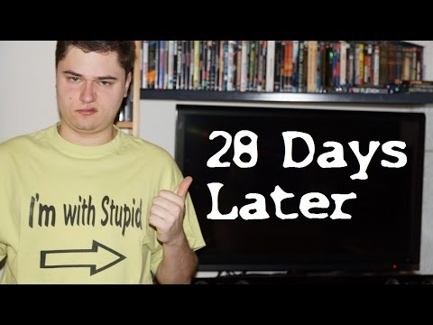 28 DAYS LATER (Danny Boyle) / Playzocker Reviews 5.104