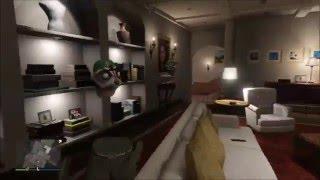 comment entrer dans la maison de Michael sur gta 5 online
