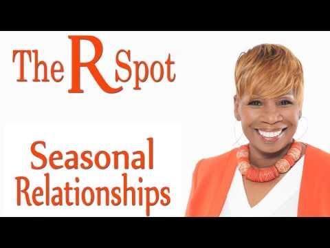 Seasonal Relationships ~ The R Spot-Episode 2