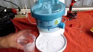 reparacion de una maquina para moler hielo no ensiende