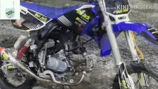 inspirasi modifikasi motor bebek modif grasstrack (good idea! modification underboune motocross)