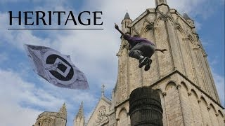 Poitiers Parkour - Heritage