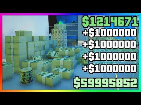 TOP *FOUR* Best Ways To Make MONEY In GTA...
