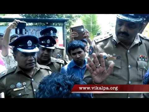 POLICE threats | Colombo