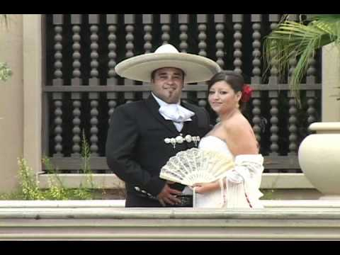 Catholic Wedding: Our Lady of Guadalupe Church and the Chula Vista Woman's Club in Chula Vista, CA