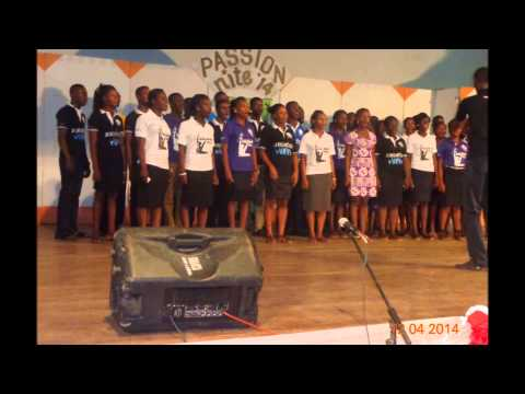 BEHOLD THE LAMB OF GOD (Words by Charles Wesley / Tune - WONDERS (by John Newton) - GHAMSU Choir UCC