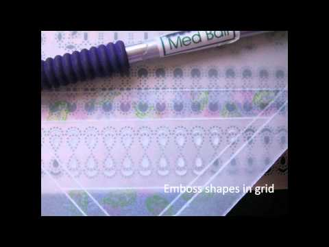 Parchment Craft & Stamping.wmv