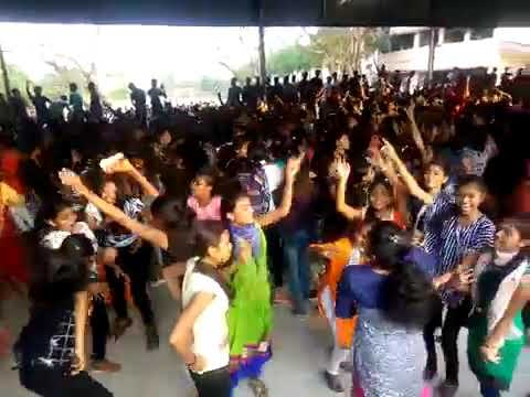 Girls Dancing  for kannada song