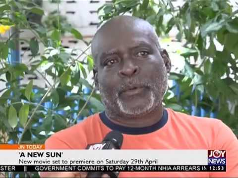 Ghana Movie Industry - Entertainmrnt Today on Joy News (20-4-17)