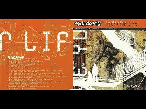 Bomfunk MC's feat. Max'C - Live Your Life (Extended Mix)(Lyrics)