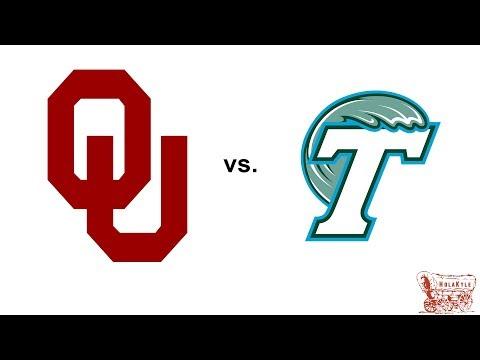Oklahoma Highlights vs Tulane - 9/16/17