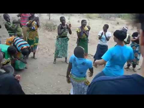 Sing and Dance - buildOn Malawi