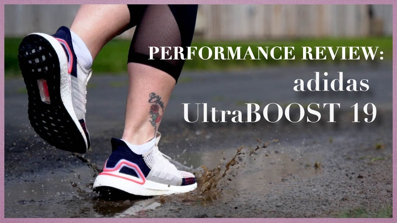 9ea45a88b9fd3 adidas Ultra Boost 19 Performance Review - YouTube