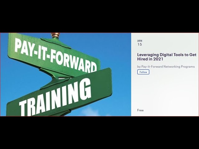 Steve Louis of Eternal Energy Presents at the Houston Pay It Forward Network