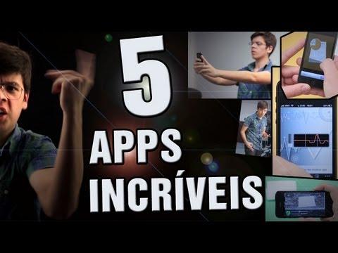 5 Apps incríveis para o iPhone e iPad